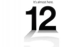 iPhone 5 preordini dal 12 settembre