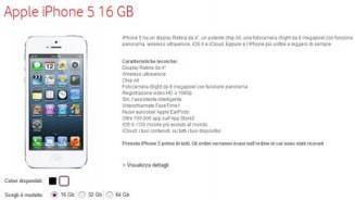 iPhone 5 prezzi svelati da Vodafone intanto in Italia si prepara la notte bianca