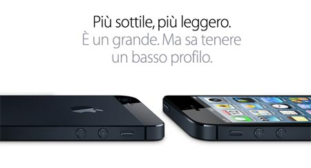 iPhone 5 prezzo uscita e caratteristiche in un solo articolo