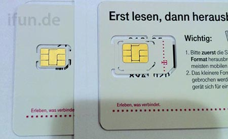 iPhone 5 su internet appaiono le prime nano SIM