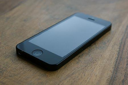 iPhone 5 video con dispositivo funzionante