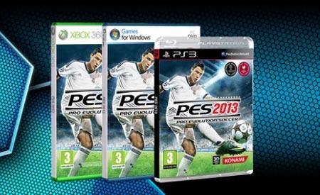 PES 2013 arriveranno dei DLC gratuiti