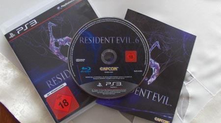 Resident Evil 6 ma quale day one