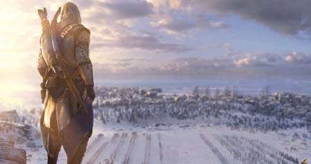 Assassins Creed 3 le ambientazioni sono online