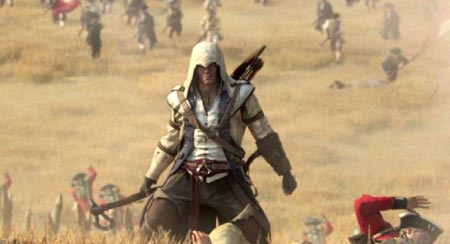 Assassins Creed 3 Nuovo trailer ed immagini