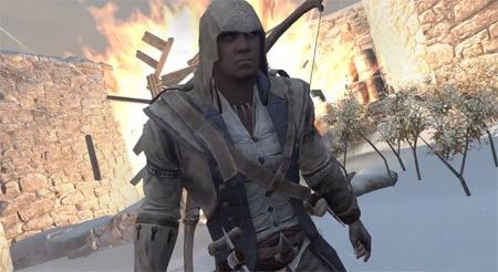 Assassins Creed 3 di prepara all uscita con un trailer