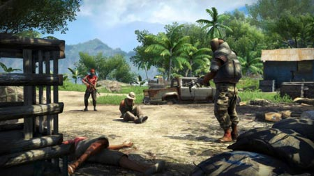 Far Cry 3 anteprima Milano