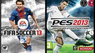FIFA 13 e PES 2013 siete soddisfatti