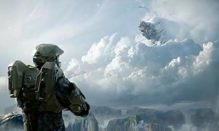 Halo 4 niente Kinect