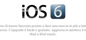 iOS 6 la batteria inizia a dare problemi