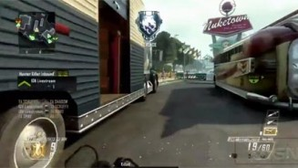 Black Ops 2 gameplay sulla mappa Nuketown 2025