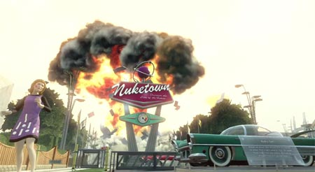 Call of Duty Black Ops 2 Nuketown 2025 si svela in un video