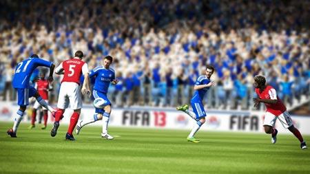 FIFA 13 patch per PC e presto anche per Playstation 3 e Xbox 360