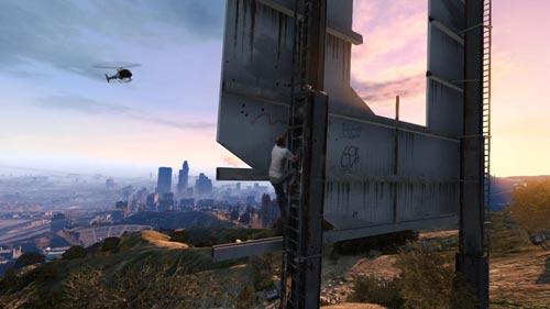 GTA 5 spuntano altri due screenshot