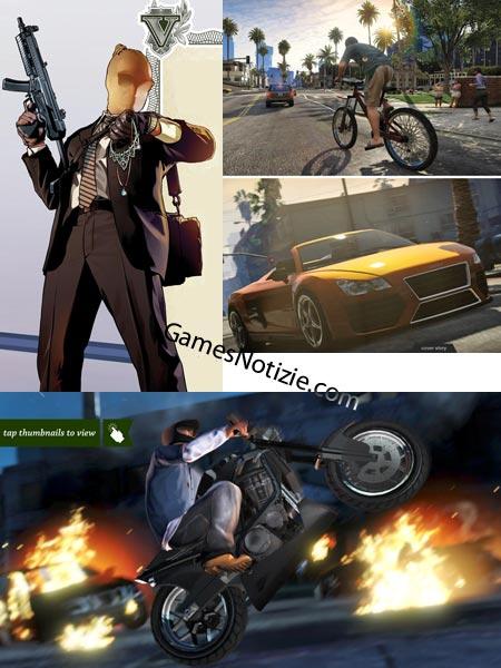 GTA 5 tante nuove immagini del gioco