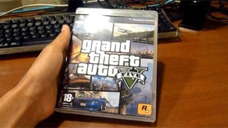 GTA 5 un video mostra la confezione per PS3 ma si tratta di fake