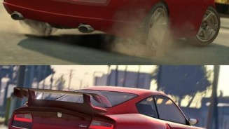 GTA 5 VS GTA 4 screenshots a confronto