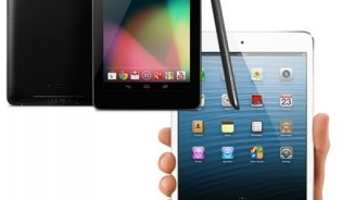 iPad Mini e Nexus 7 battaglia di vendite