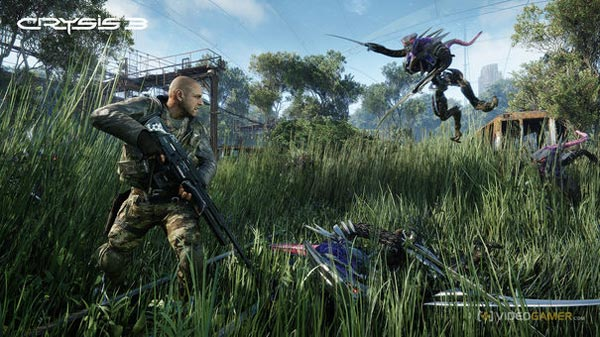 Crysis 3 spreme Xbox 360 e Playstation 3