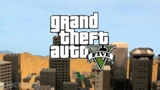 GTA 5 il primo trailer fatto con i lego