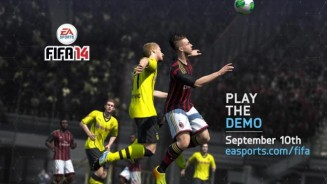 Demo FIFA 14 disponibile per PC, Playstation 3 e Xbox 360