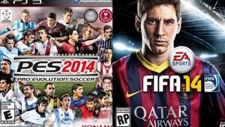 FIFA 14 e PES 2014 demo il 10 e 11 settembre