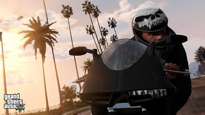GTA 5 Rockstar Games commenta il gioco