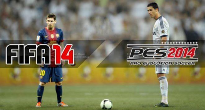 PES 2014 e FIFA 14 i motivi secondo cui PES 2014 e meglio