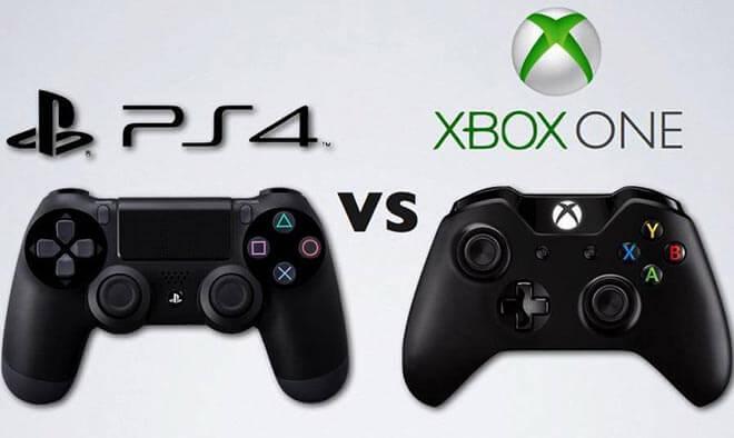 PS4 e Xbox One uscita a una settimana di distanza