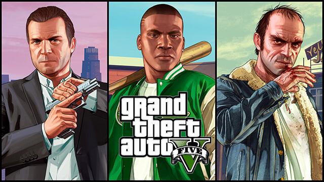 GTA video games foto evidenza