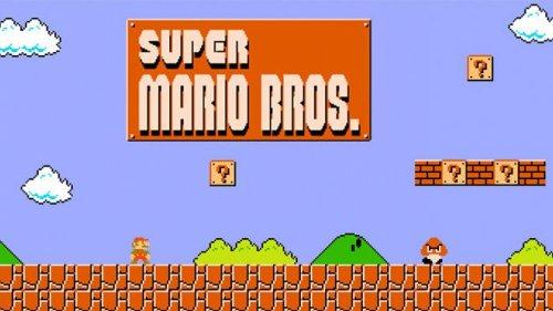 Super Mario Bros,