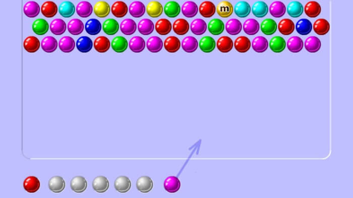 giochi gratis online bubble shooter