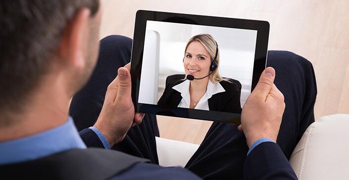 video chat gratis lavoro