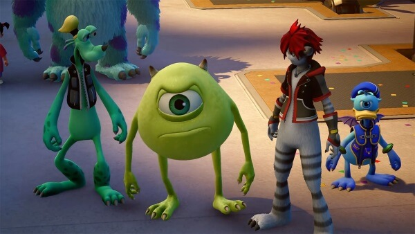 Kingdom Hearts 3 personaggi mondi monsters & co