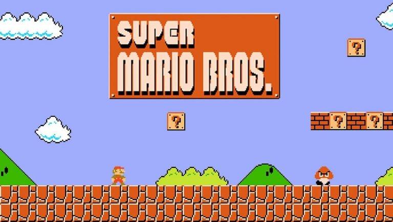 videogiochi più belli del mondo uper mario bros